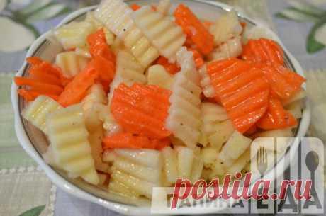 Мариновані овочі по-корейськи - 1000