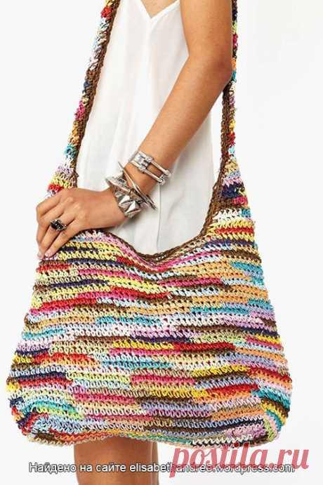 Самодельные сумочки