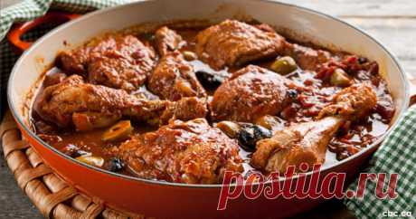 Вот лучшее блюдо, которое вы можете приготовить из курицы  Придумали румыны.  Остропель - это классическое румынское блюдо, аналогов которому в мире нет. По сути это типичное тушеное мясо (в основном, курица), смешанное с густым томатным соусом, с добавление…