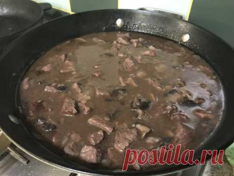Беспроигрышное блюдо: Мясо по-бургундски | Вкусные тонны | Яндекс Дзен