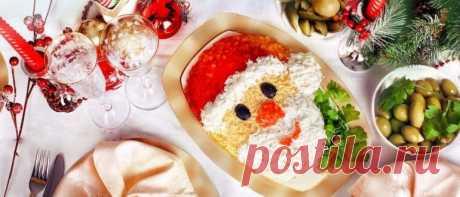 Салаты с курицей на Новый год 2019: рецепты с фото Салаты с курицей на Новый год 2019: рецепты с фото простые и вкусные. Салат с куриной грудкой и грибами, корейской морковкой, солеными огурцами.