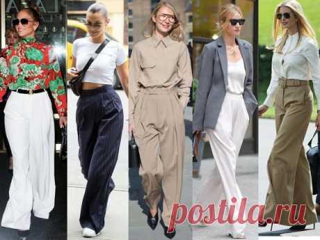 Какие брюки сейчас в моде и с чем их носить !? | ABOUT FACE | Яндекс Дзен СРЕДНИЕ БЕЖЕВЫЕ