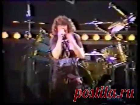 Deep Purple Live in 1987 from The House Of Blue Light Tour