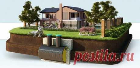Канализация в частном доме: что стоит о ней знать