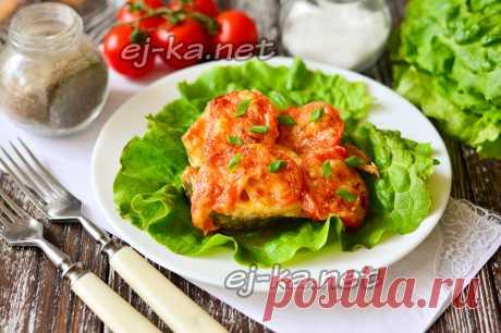 Горбуша в кефире запеченная в духовке, рецепт с фото пошагово
