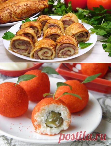 закуски | Таня Грохотова | Рецепты простой и вкусной еды на Постиле