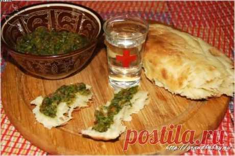 Соус из помидоров и зеленых перцев - пошаговый рецепт с фото