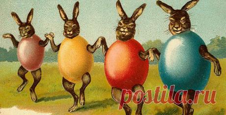 Многие ритуалы и символы христианство позаимствовало из других религий. Откуда же взялся пасхальный заяц?