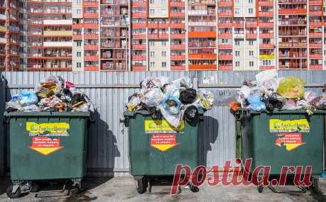 Гордеев оценил стоимость «мусорной строчки» в платежках за квартиру :: Политика :: РБК