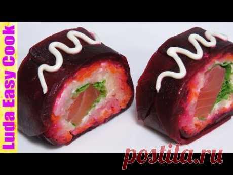 САЛАТ-РОЛЛ ШУБА ПО-НОВОМУ Новогодние салаты 2020 | Tasty Salad Recipes for New Year