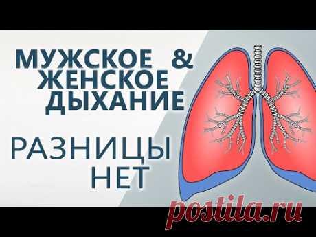 Диафрагма - Учимся правильно дышать. часть 1