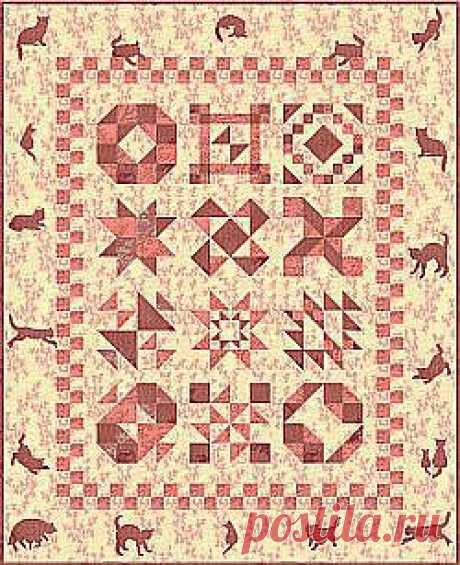 Sundrop Designs - quilt patterns and applique block patterns featuring the Wee Folk and the Sundrop Critters