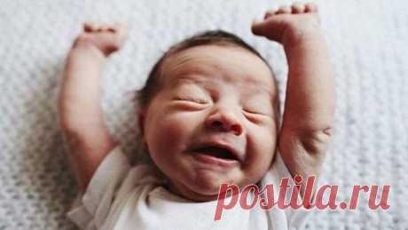 Дневник новорожденного. Смеялась так, что болел живот! — Бабушкины секреты