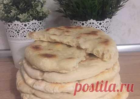 Базлама- турецкие лепешки Автор рецепта Виктория - Cookpad