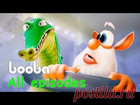 Буба - 5 серий подряд - 15 минут мультфильмов для детей - Мультфильм для детей