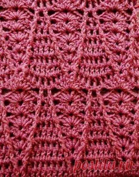 Пуловер и платье узором «Циркуль» крючком – схемы, описание и МК видео - Пошивчик одежды
