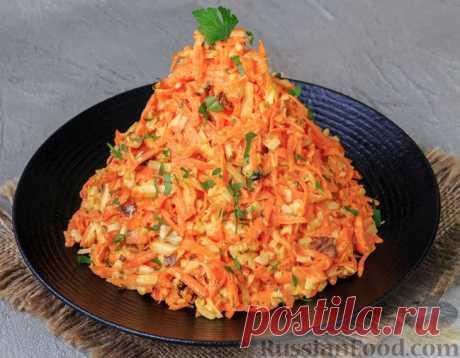 Салат из моркови. Только лучшие рецепты!