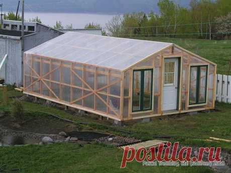 How to Build a Greenhouse - Step by Step Guide: 12 Steps