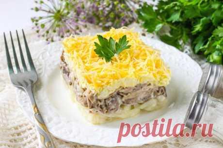 Настоящее искусство вкуса— салат Мужские грезы Пошаговые рецепты приготовления салата мужские грезы в домашних условиях. А так же особенности приготовления вкусного блюда
