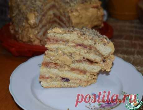 """Торт """"Тбилисский идеал"""" – кулинарный рецепт"""