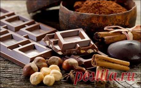 Всё, чего вы не знали о шоколаде Для тех, кто не представляет своей жизни без вкусного лакомства — предлагаем ознакомиться с интересными и полезными фактами о шоколаде.