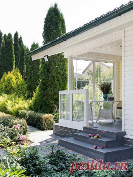 На зависть соседям: 5 крутых способов обновить дачу — INMYROOM
