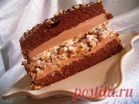 """торт """"Морское дно"""" Вкусный тортик по рецепту buxgalter_sofia я делала на день рождениие мамы,всем очень понравился. Сонечка огромное спасибо за рецепт. Шоколадный корж: 100 г горького…"""
