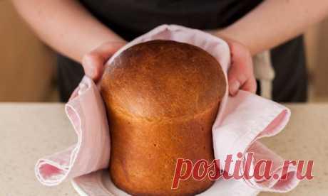 На Пасху испеку кулич по рецепту свекрови. Он заварной и очень вкусный