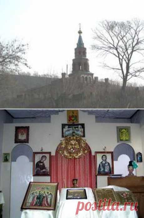 Казанской иконы Божией Матери женский монастырь. Приморский край