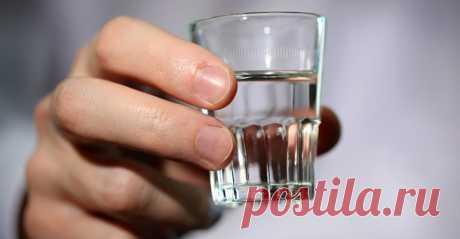 Использование водки в быту — Делимся советами