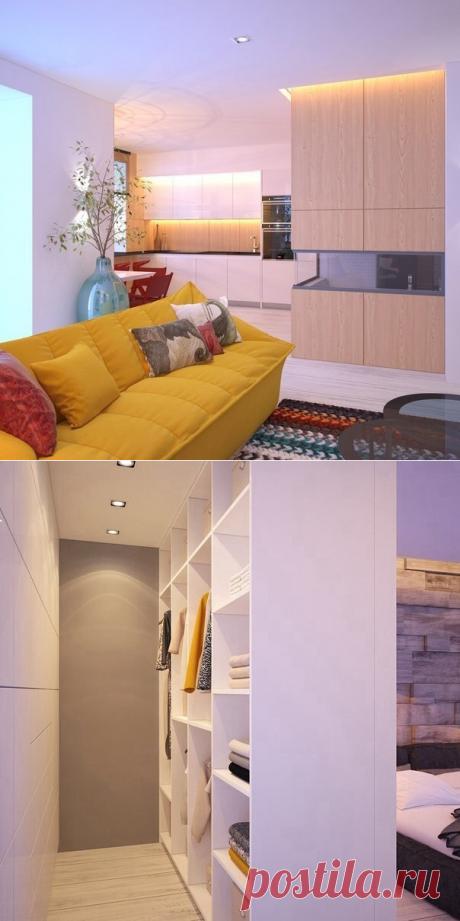 Дизайн интерьера квартиры - Дизайн интерьеров   Идеи вашего дома   Lodgers