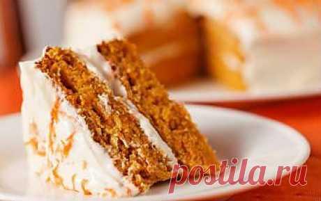 Пирог с морковью в мультиварке - Пирог в мультиварке . 1001 ЕДА вкусные рецепты с фото!