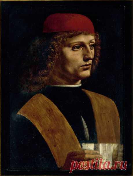 Живопись Леонардо да Винчи 2 Часть