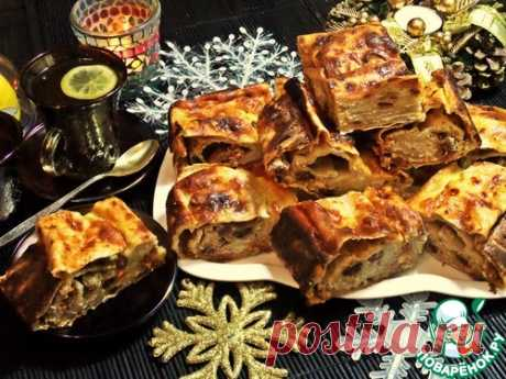 Сладкий пирог из лаваша – кулинарный рецепт