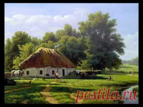 Черемшина (Украинская песня) - поёт В. Моцардо