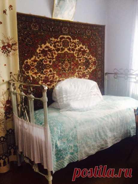 Кто помнит такие кровати? ❤