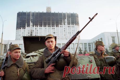 Монолог танкиста, участвовавшего в расстреле Белого дома — Сноб