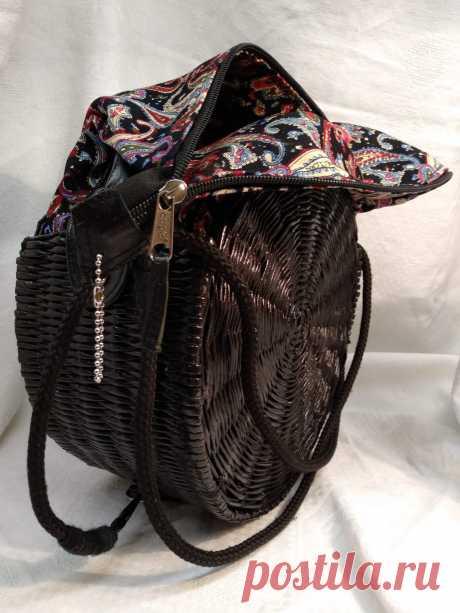 Удобная сумка-рюкзак