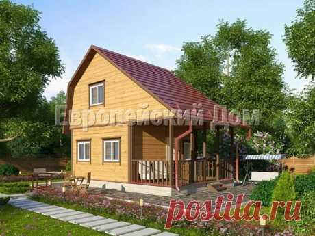 Проект Уютный Дом - 300 | Построить, цена, отзывы
