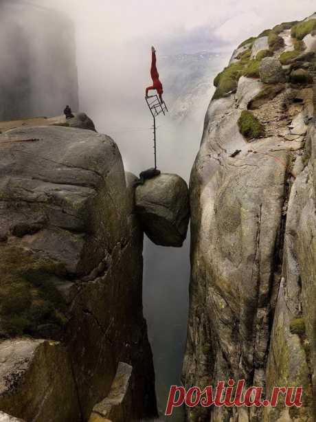 Камень Кьерагболтен — Путешествия