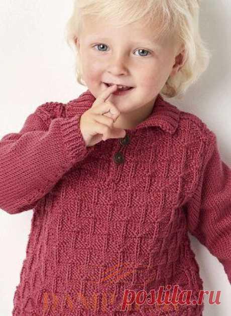 Пуловер для мальчика «Hammond»