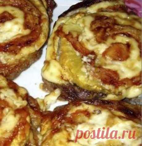 РЕЦЕПТЫ Отбивные с ананасами и сыром на kakyagotovlu.ru