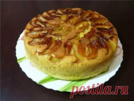 Яблочный пирог в мультиварке Поларис: два варианта рецепта