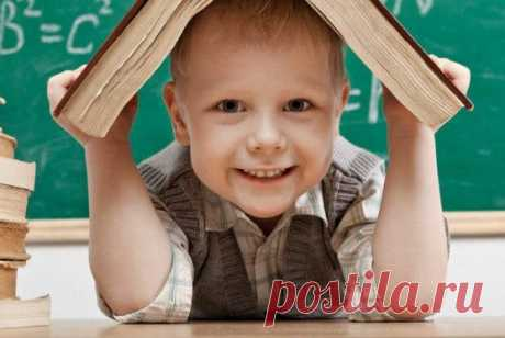 30 полезных игр для подготовки ребенка к школе / Малютка