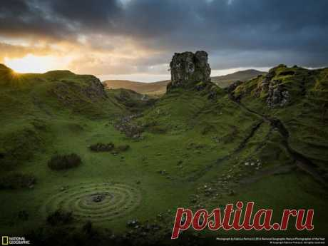 Остров Скай, Шотландия. Автор фото — Fabrice Petruzzi, участник фотоконкурса «Nature Photographer of the Year»: