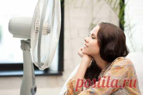 7 правил выживания в аномальную жару / Будьте здоровы
