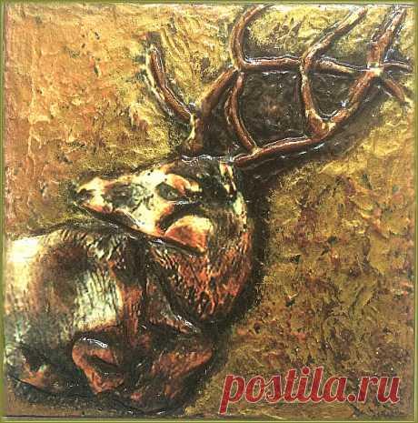 плитка охота, охота, дикие животные, плитка ручной работы, плитка, панно охота, охотник, стиль шале, загородный дом