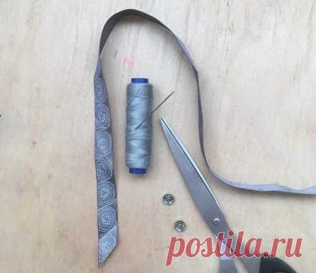 Идея: петельки для фиксации лямок белья — Мастер-классы на BurdaStyle.ru