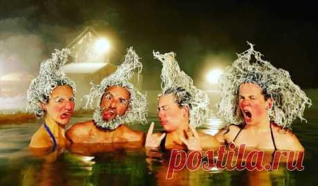 В Канаде проходит ежегодный «Международный конкурс по заморозке волос» | Pentad