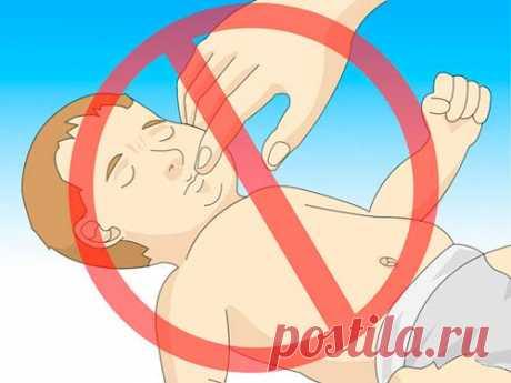 Если ребенок подавился, он может умереть. Запомни эти действия в опасной ситуации! — Копилочка полезных советов